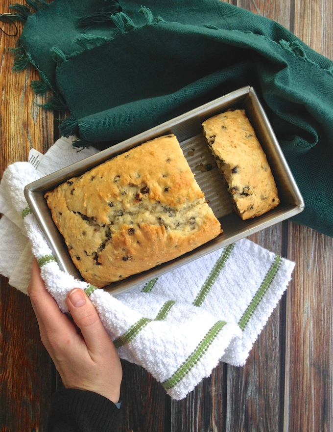 Easy Irish Soda Bread at http://www.theeverykitchen.com