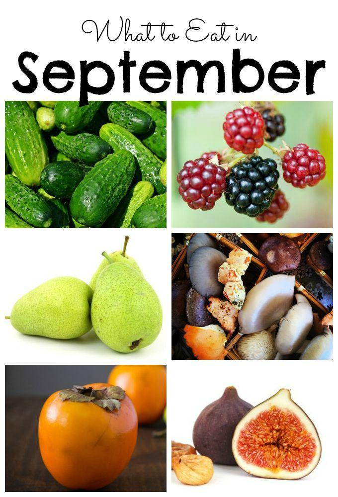 What to eat in September | www.mybottomlessboyfriend.com