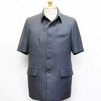 Menjahit seragam kantor atau Pakaian Dinas Harian (PDH) dengan harga ekonomis dengan tetap menjaga kualitas.