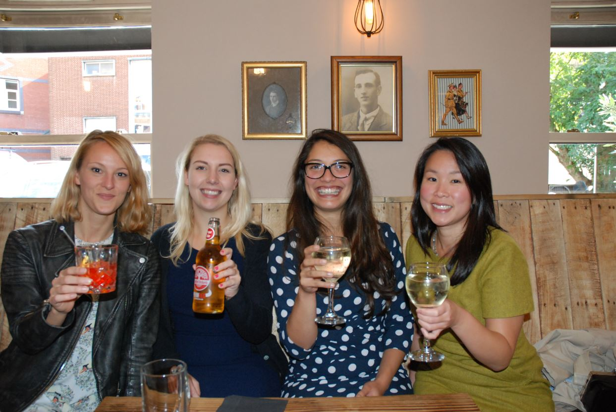Gilbert Stephens Young Professionals Network Event The Exeter Daily