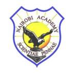 The Nairobi Academy Preparatory and Senior School logo