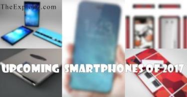 upcoming smartphones-2017-theexplode