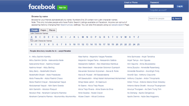 facebook search for people without logging in-theexplode
