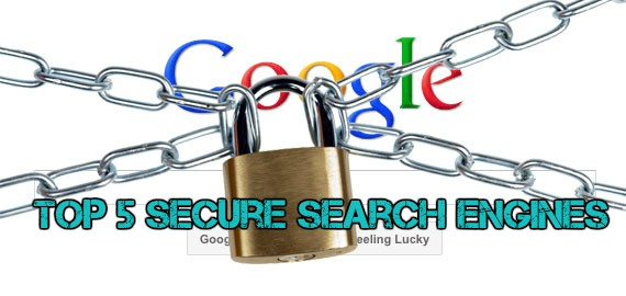 secure search engine