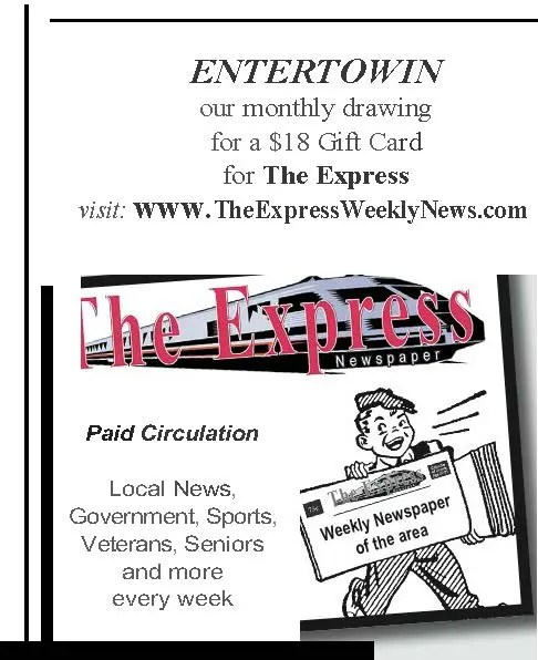 Express Newspaper Contest | The Express Newspaper/The