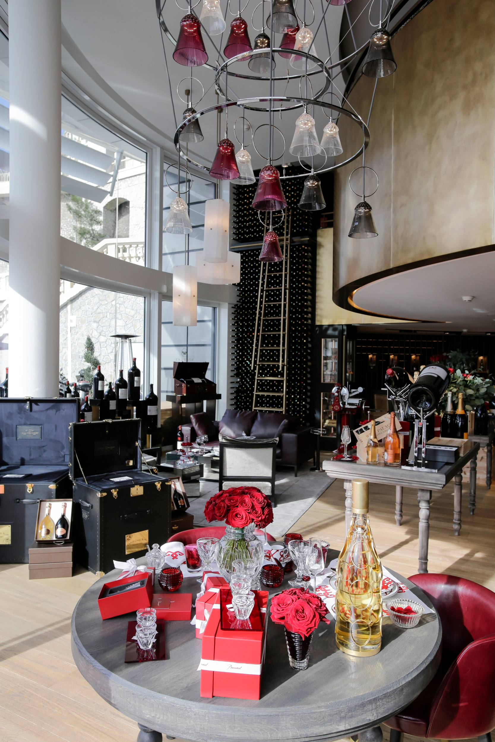 Wine Palace Monte Carlo Caters During The 2016 Monaco