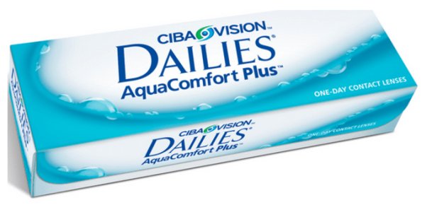 Focus Dailies, Contact Lenses, 1 Day contact lenses