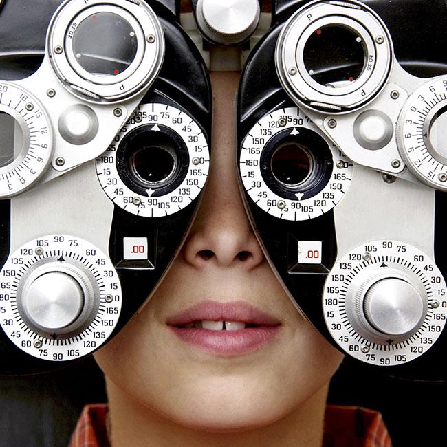 Why are annual eye checks necessary?