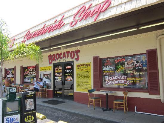 image - Brocato's Sandwich Shop