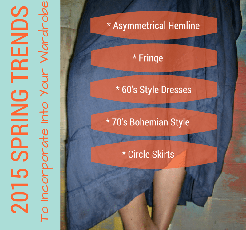 image - 2015 spring trends to incorporate into your wardrobe