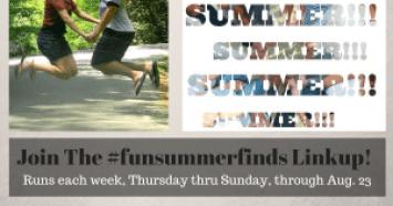 #funsummerfinds Linkup Ad