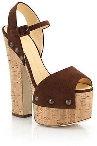 Summer Crush - Platform Heels