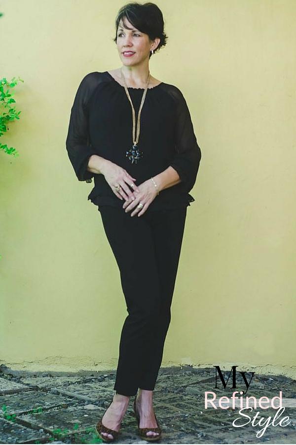Fabulous Black - My Refined Style #1