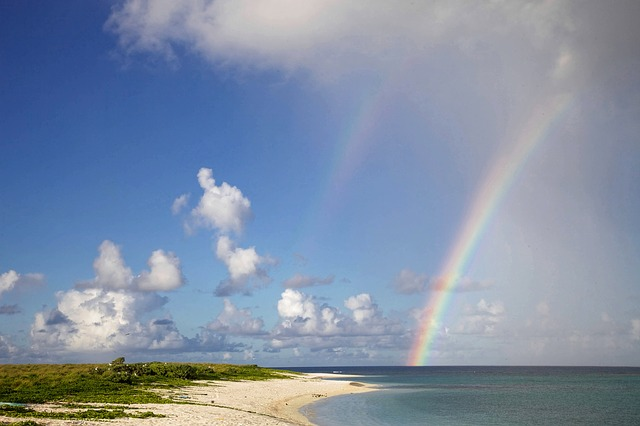 Hopefully, riches aren't the only thing waiting at the end of your rainbow!