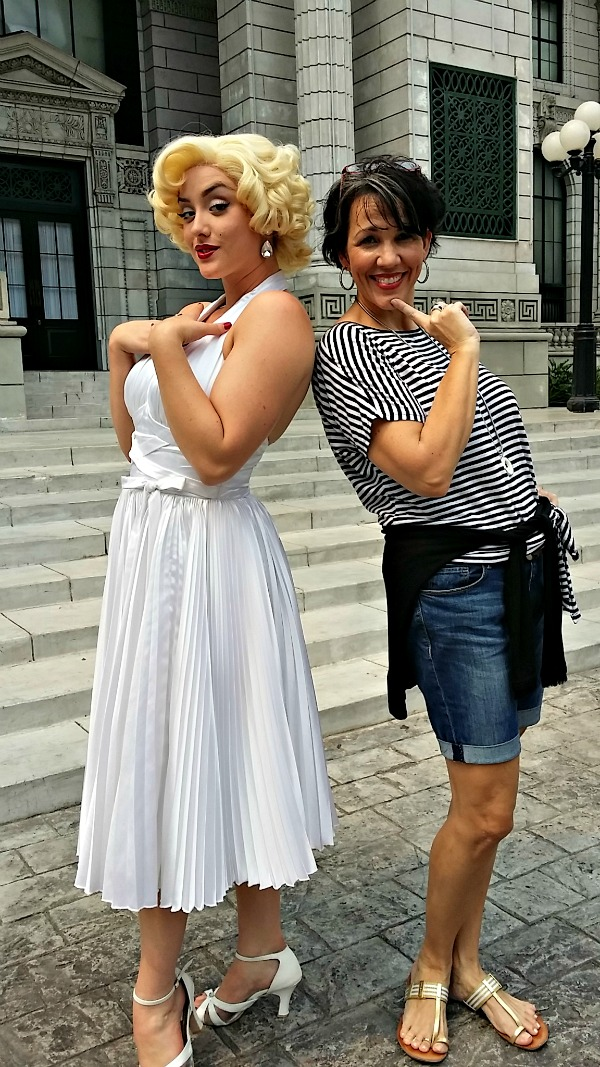 Just Marilyn And Me