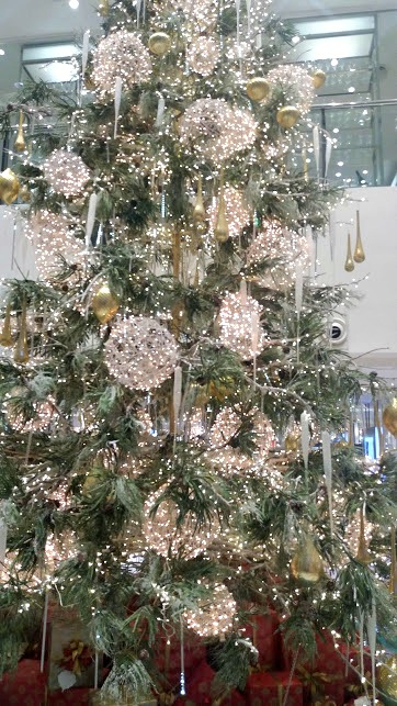 Step In Closer To Notice Beauty - Gorgeous Christmas tree