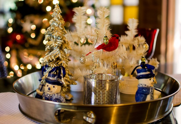 Holiday Decor - Southern style Meets Asia
