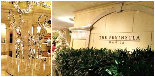 Christmas Traditions - The Peninsula Hotel At Christmas