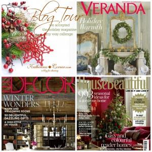 Holiday Magazine Challenge