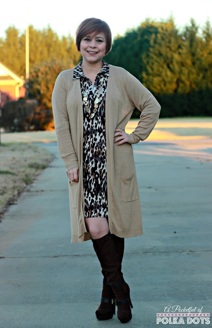 Featured Look From My Refined Style - Jennie from A Pocket Full Of Polkadots