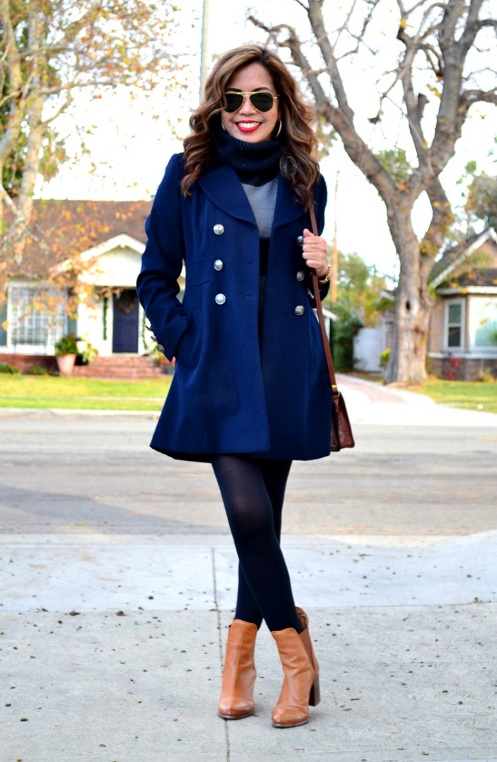 Featured Look From My Refined Style Linkup - Rebecca from Red Tag Chic