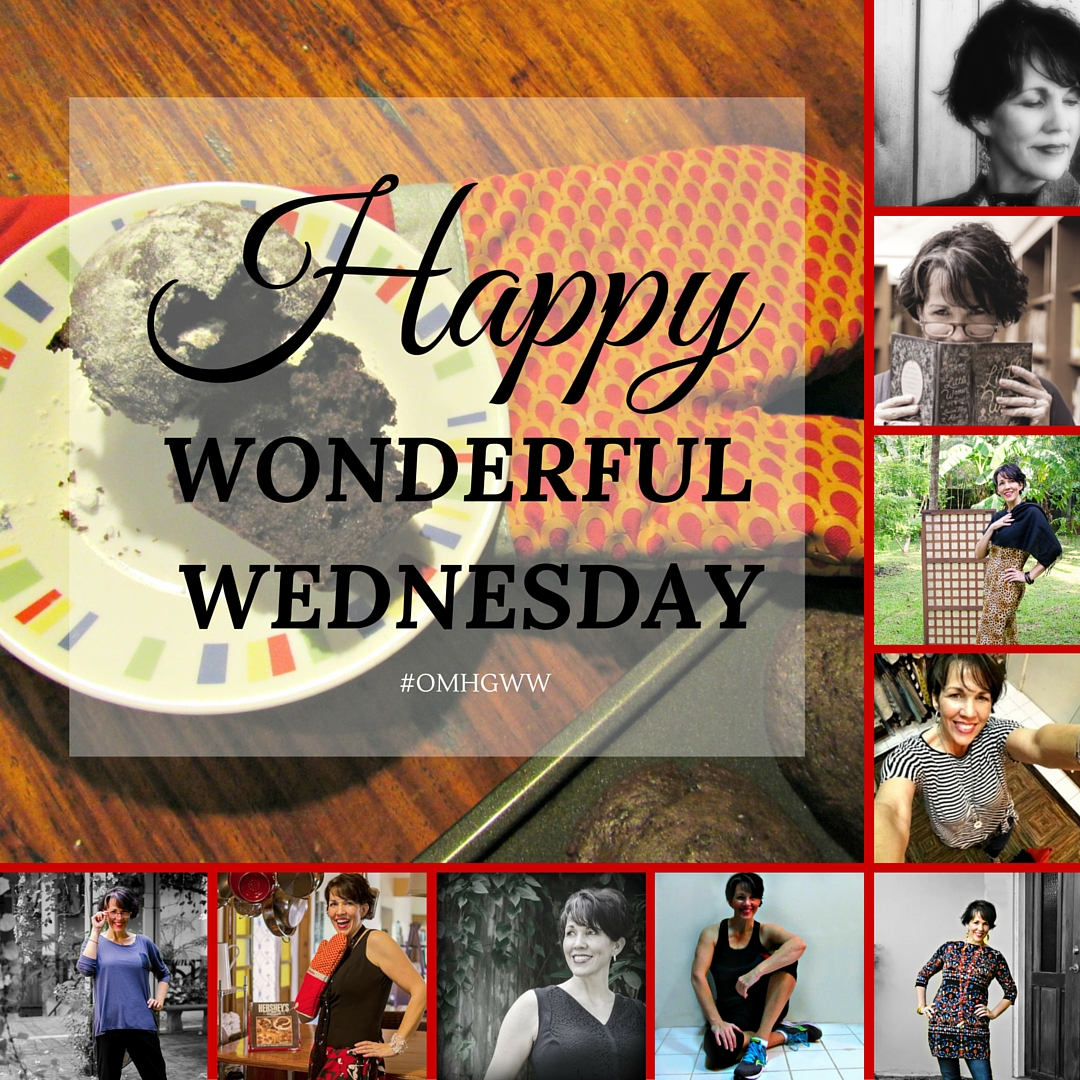 Gift Of Time - Wonderful Wednesday, linky party