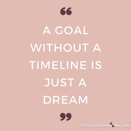 What is it important to set goals?