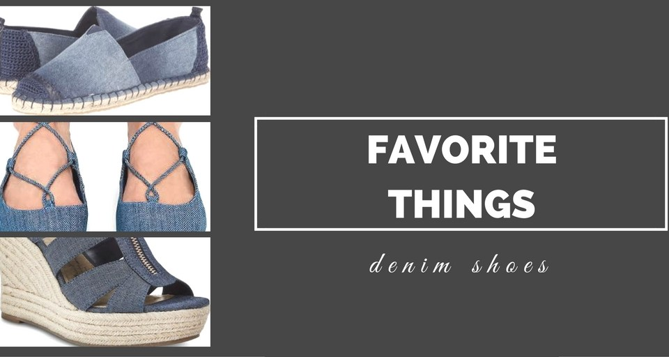 denim shoes for fall