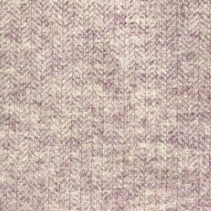 Pink Herringbone Tweed