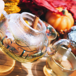 Minty Green Tea Anise Thanksgiving Tea Recipe