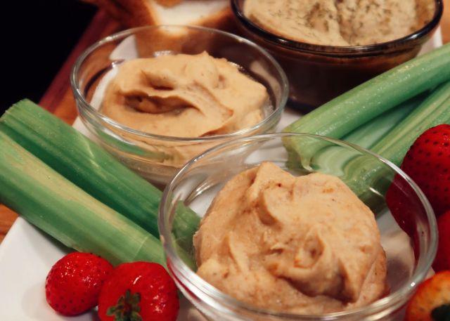 Vegan Cheese Dips 3 Flavors