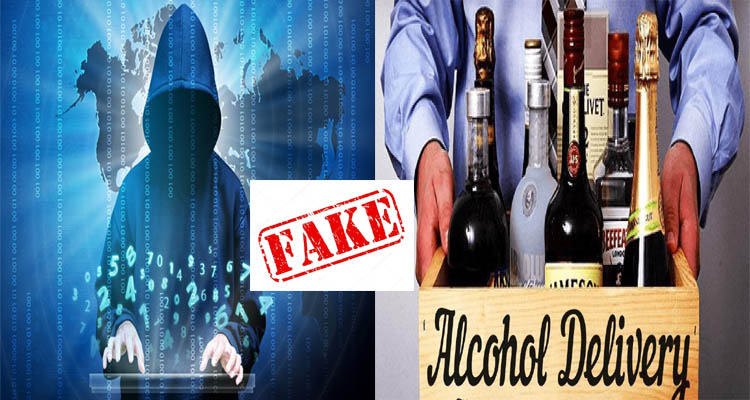 Beware! Ordering liquor online could be risky