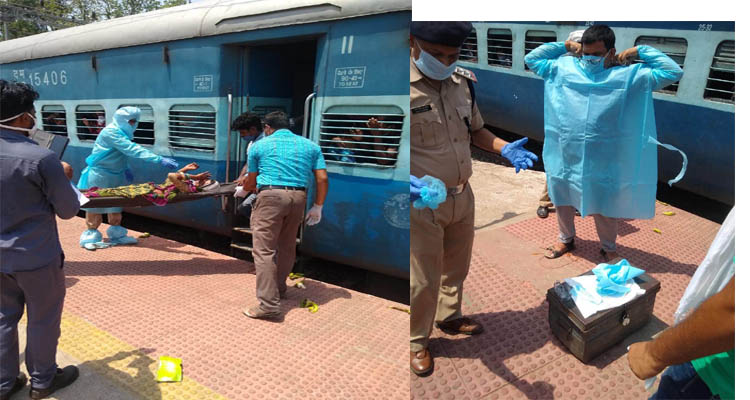 Woman gives birth to baby on Shramik Special Express in Odisha
