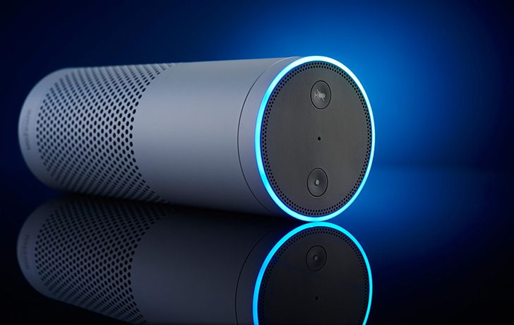 Alexa is always listening to your conversations.