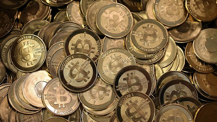 There are only 21 million Bitcoins that can be mined in total.