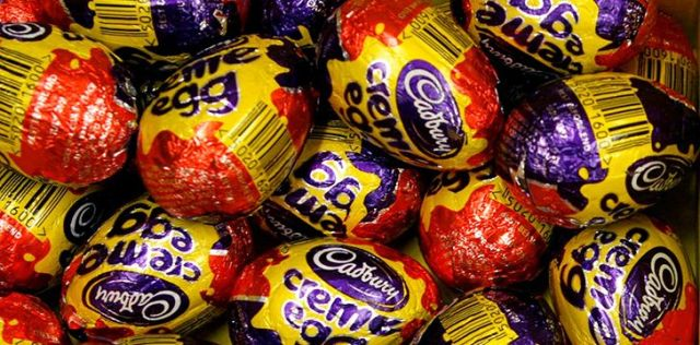 Cadbury Creme Eggs are one of the UK's best-selling confectioneries.