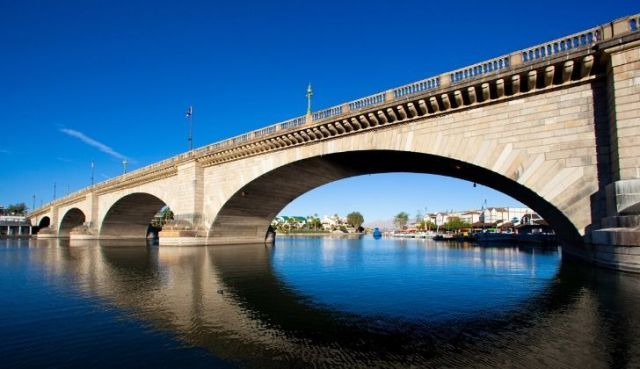 London Bridge is now located in Arizona