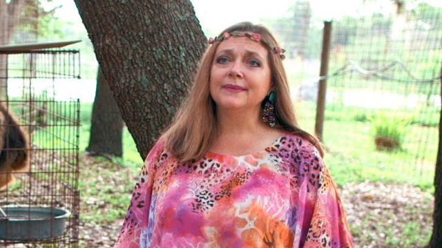 Carole Baskin Fact - Tiger King