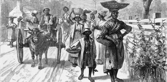 Slaves in Georgia