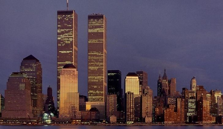 Not everyone was happy about the construction of the Twin Towers