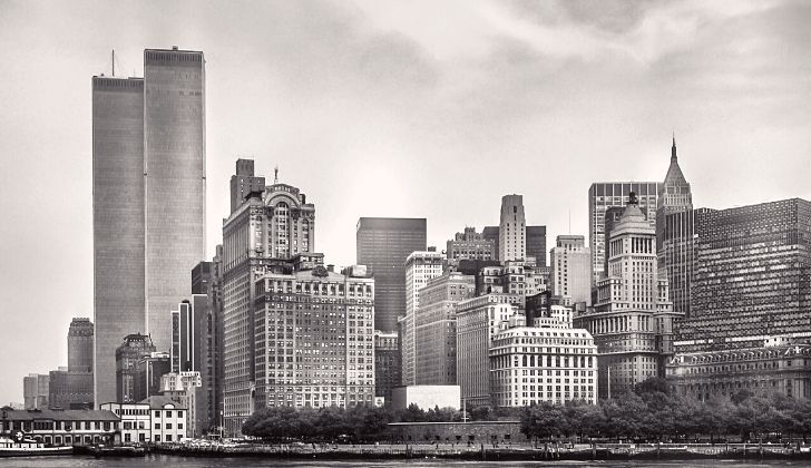 New York - Twin Towers