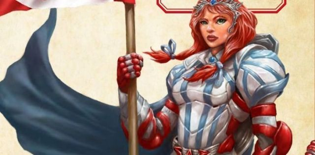 Wendy's board game character