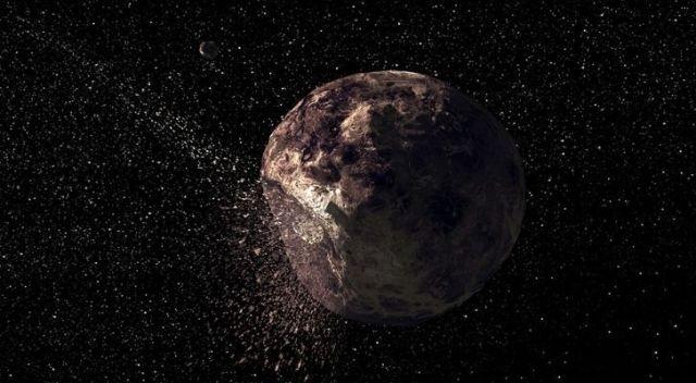 2 Pallas asteroid