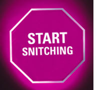 START snitching