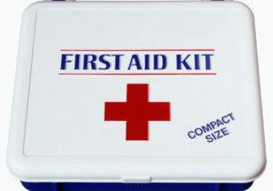 St John Ambulance First Aid Training Firstaid Box