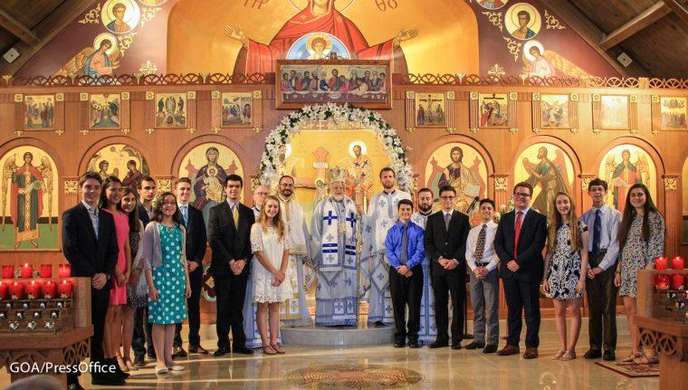 FAITH Awards 18 FAITH St. John Chrysostom Awards