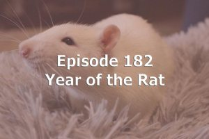 Episode 182 - Year of the Rat