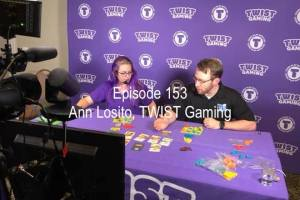 Episode 153 - Ann Losito, TWIST Gaming