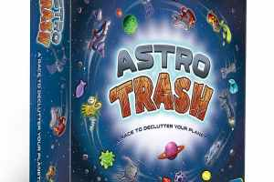 Astro Trash board game