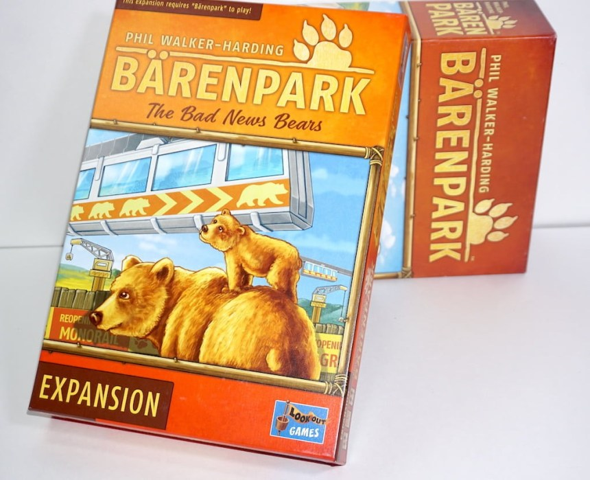 Barenpark Bad News Bears
